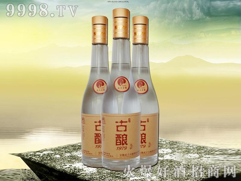武子古酒古酿浓香型白酒