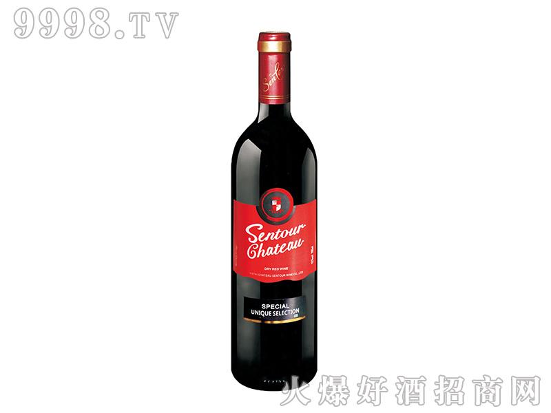 圣图酒堡鉴藏级·佳利酿干红葡萄酒