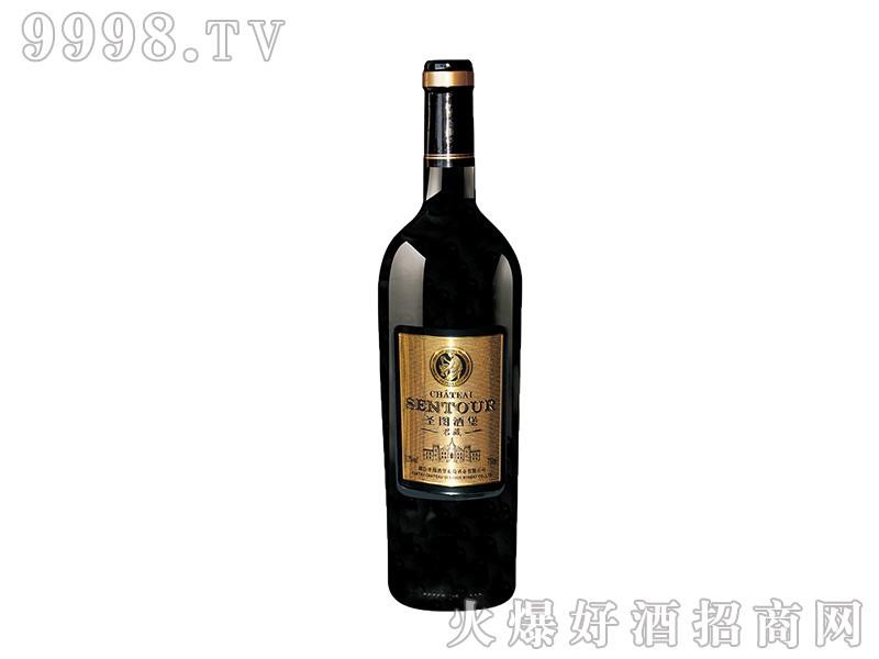 圣图酒堡君藏干红葡萄酒
