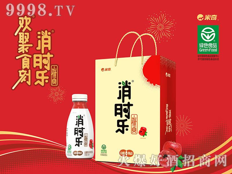消时乐山楂爽380ml(山楂+陈皮)礼盒装