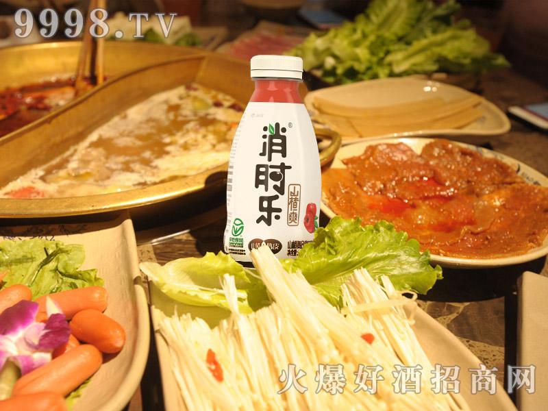 消时乐山楂爽380ml(火锅好搭档)