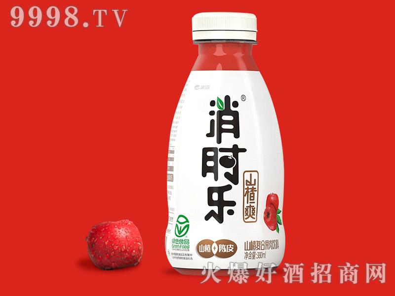 消时乐山楂爽380ml(山楂+陈皮)