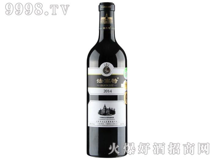 法塞特有机晚采赤霞珠干红葡萄酒2014
