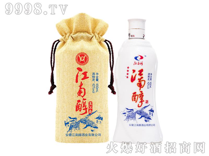 玉江南42°450ml浓香型白酒