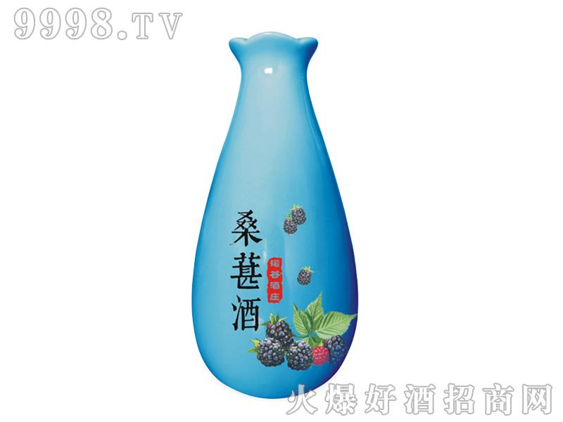花办花果酒・桑葚酒8°500毫升-特产酒类信息