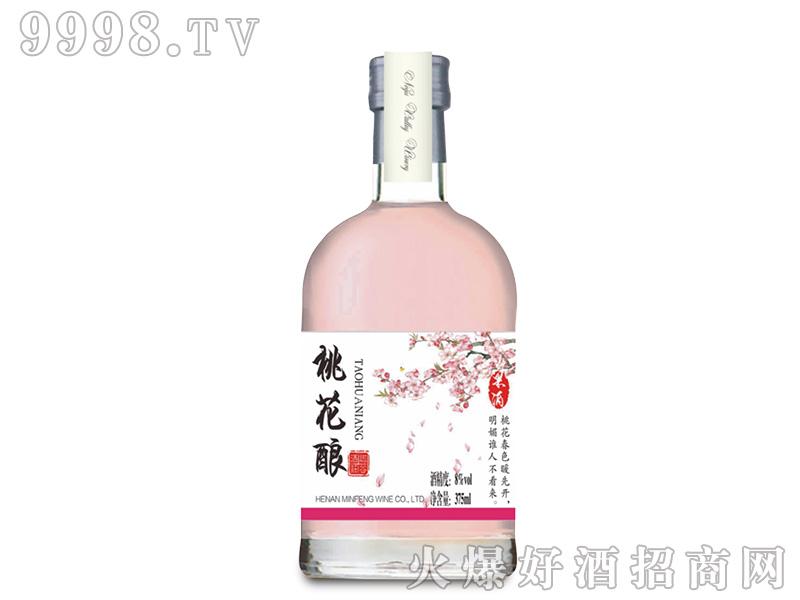花办花果酒・桃花酿8°500ml-特产酒类信息