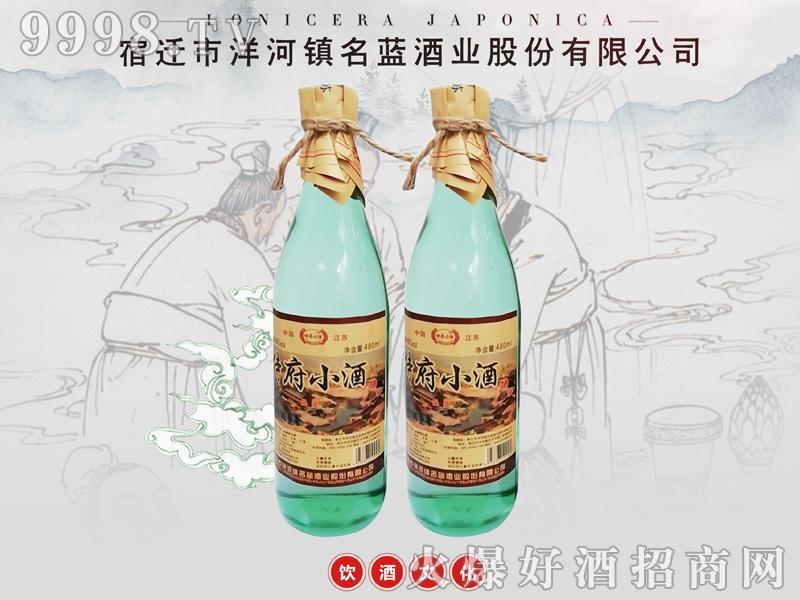 侍府小酒42°480ml浓香型白酒-白酒招商信息