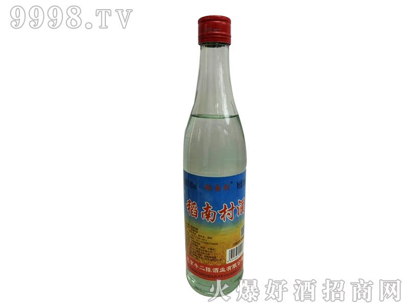 稻南村酒42°500ml浓香型白酒