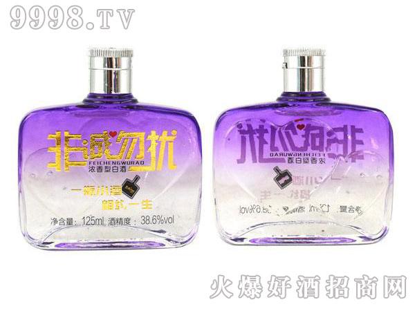非诚勿扰小酒38.6°125ml(紫色)