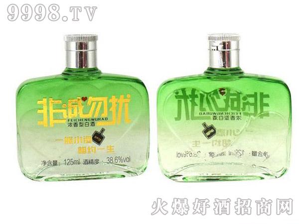 非诚勿扰小酒38.6°125ml(绿色)