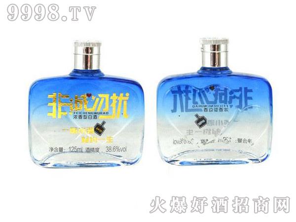 非诚勿扰小酒38.6°125ml(蓝色)