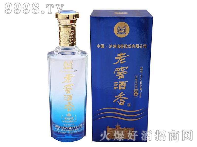 老窖酒香·窖藏9