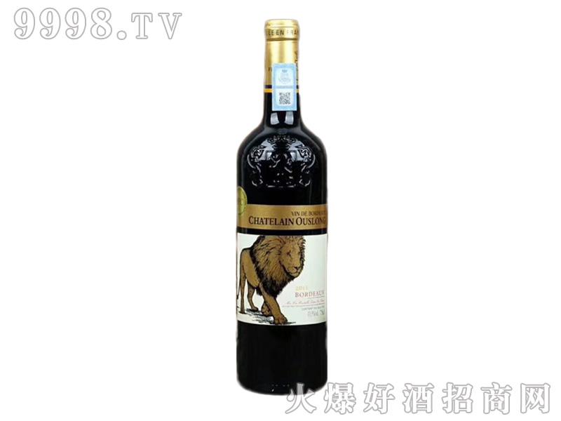 欧狮龙・狮王干红葡萄酒