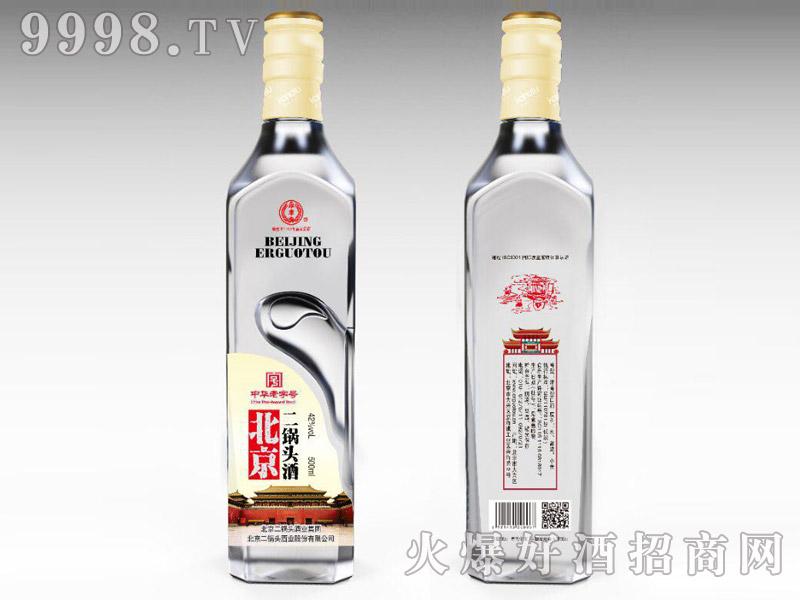 北京二锅头酒42度500ml(白)