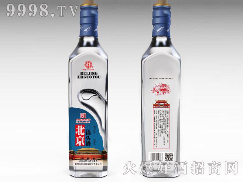 北京二锅头酒42度500ml(蓝)
