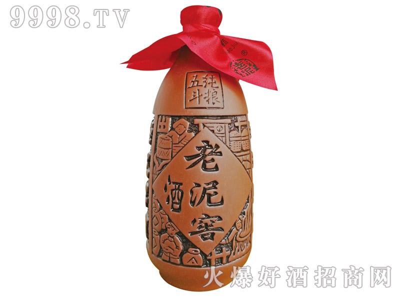 老泥窖酒・五斗纯粮