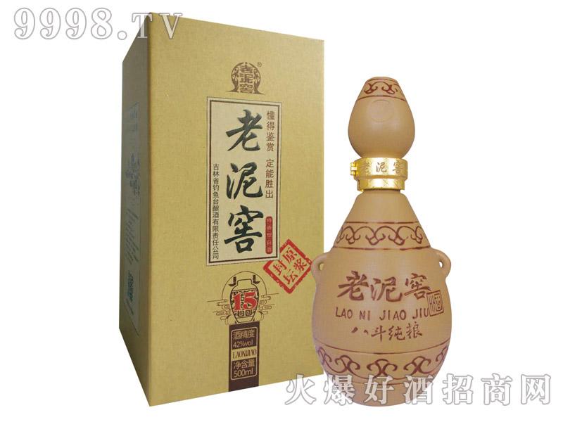 老泥窖酒・汾坛原浆15 500ml