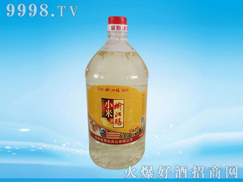 榆江醇小米酒42°
