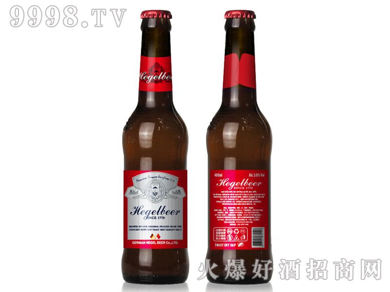黑格尔啤酒460ml
