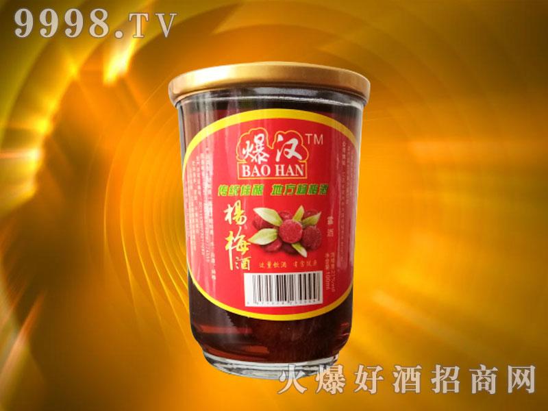 爆汉杨梅酒-好酒招商信息