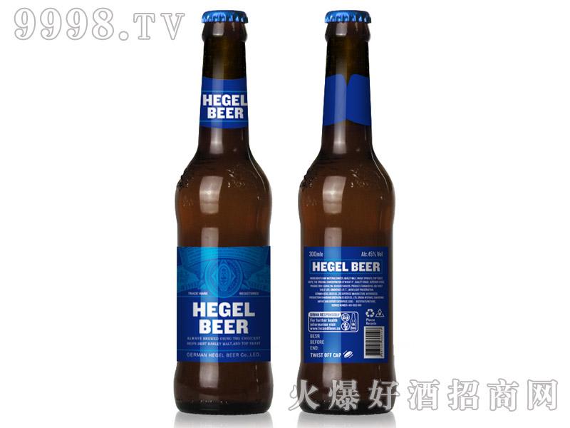 黑格尔啤酒蓝300ml