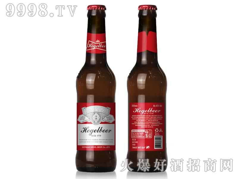 黑格尔啤酒红300ml