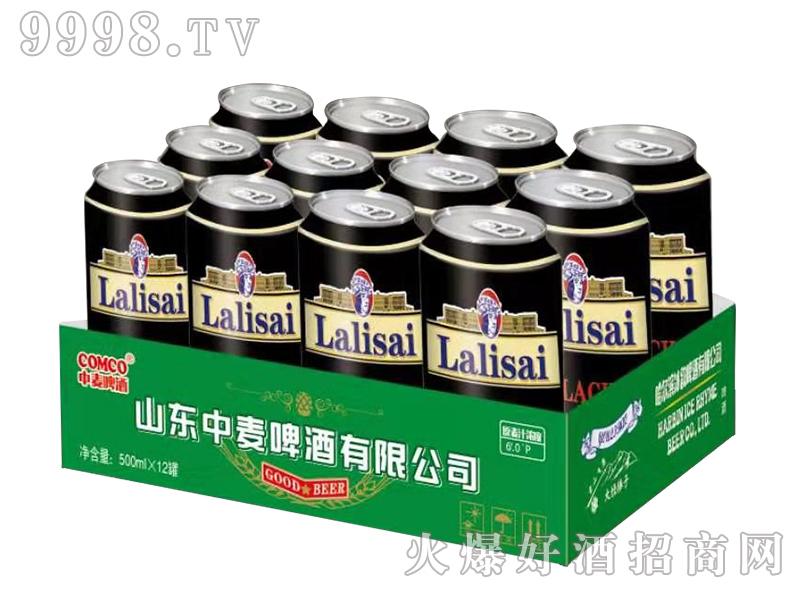 中麦啤酒-黑啤500mlx12