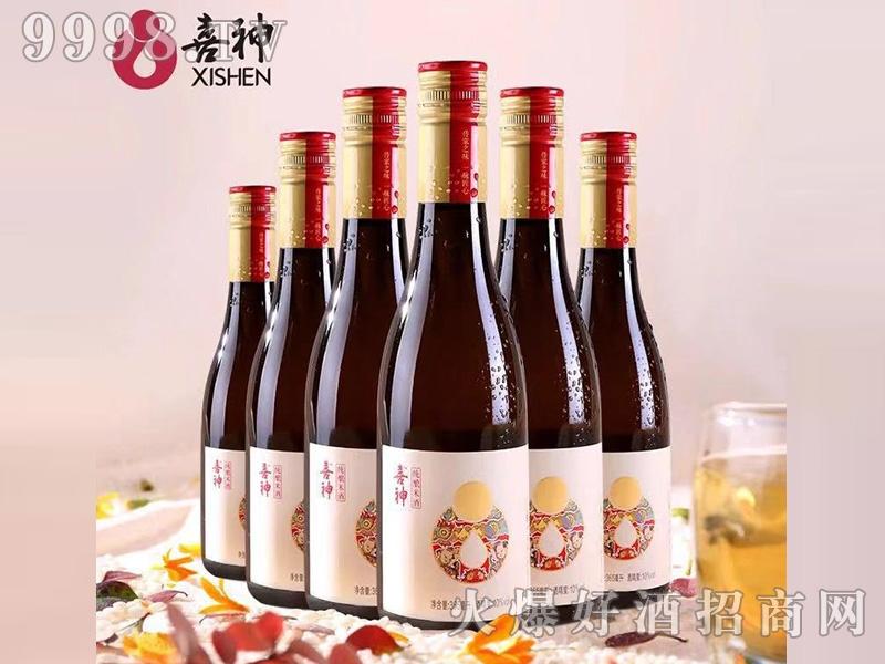 喜神纯粮米酒组合-好酒招商信息