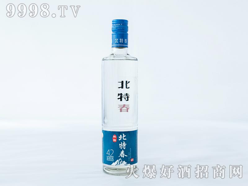 北特春原浆酒42°