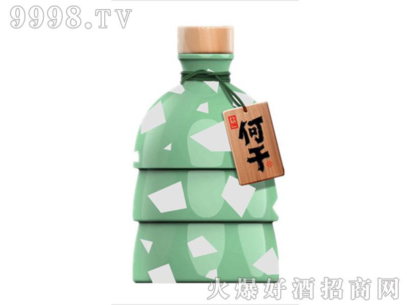 何干40°浓香型白酒x450ml(润玉青)