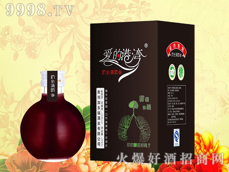 爱的港湾-深红玫瑰酒-保健酒招商信息