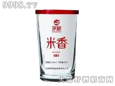茅粮米香白酒 50ml
