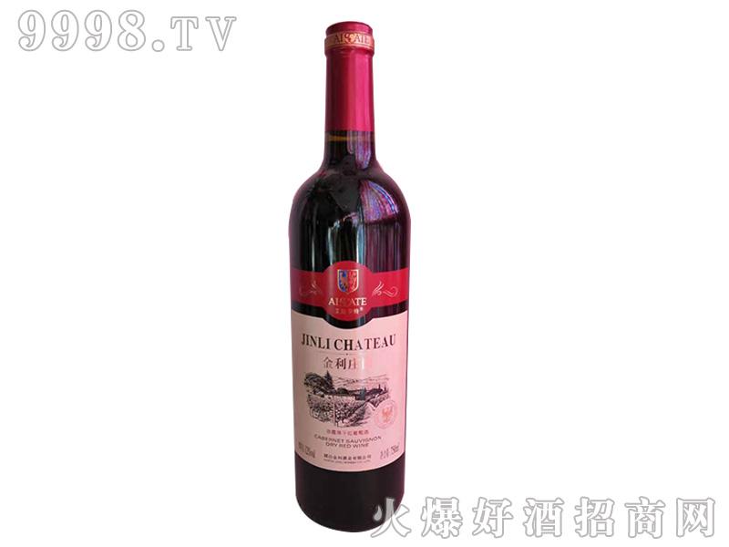 金利庄园赤霞珠干红葡萄酒-红酒招商信息