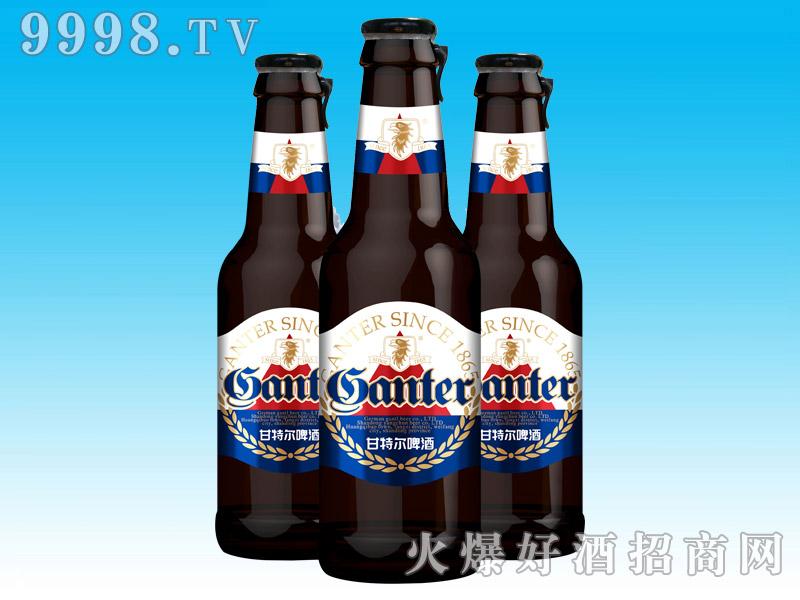 甘特尔冰纯啤酒330ml
