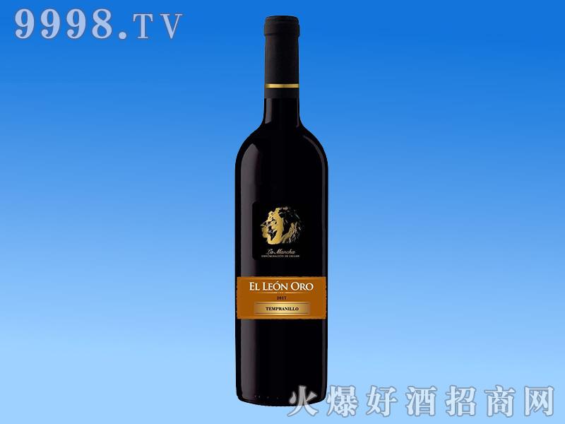 西班牙金仕堡添普尼洛半甜红葡萄酒-红酒招商信息