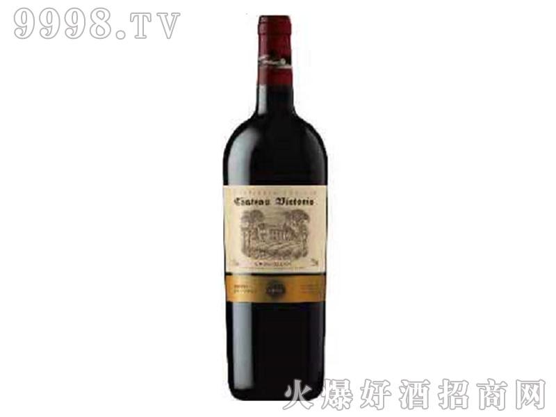 维多利亚城堡干红葡萄酒-红酒招商信息