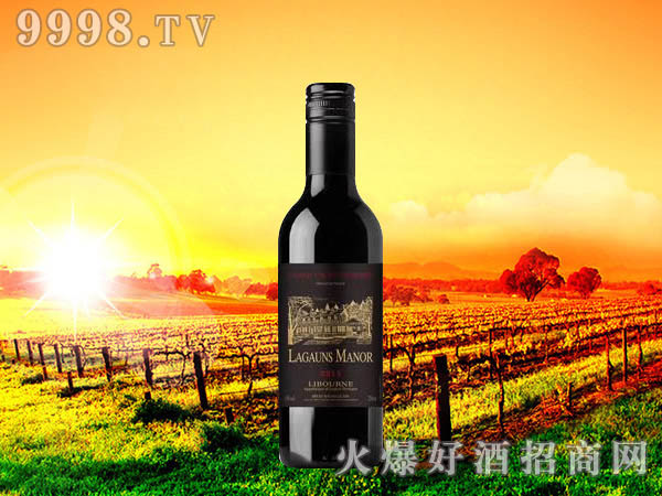 经典干红葡萄酒拉贡2015