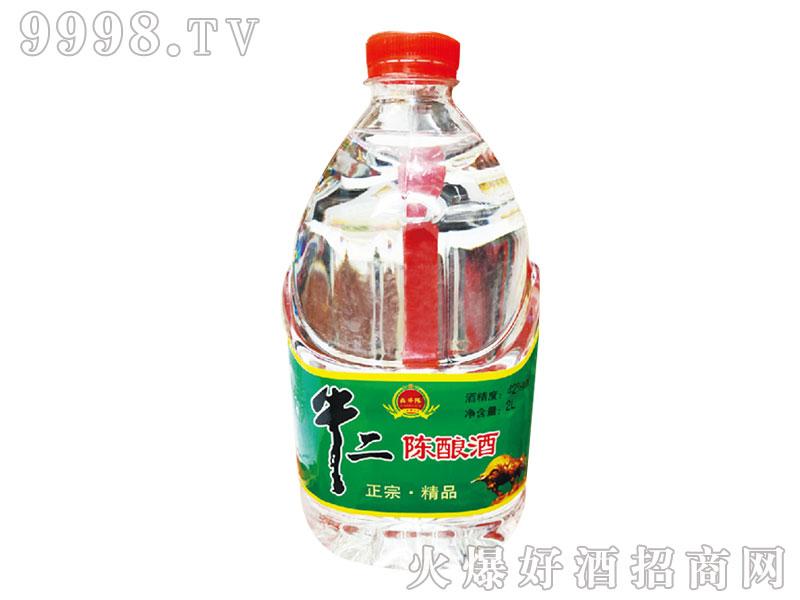 牛二陈酿酒 2L