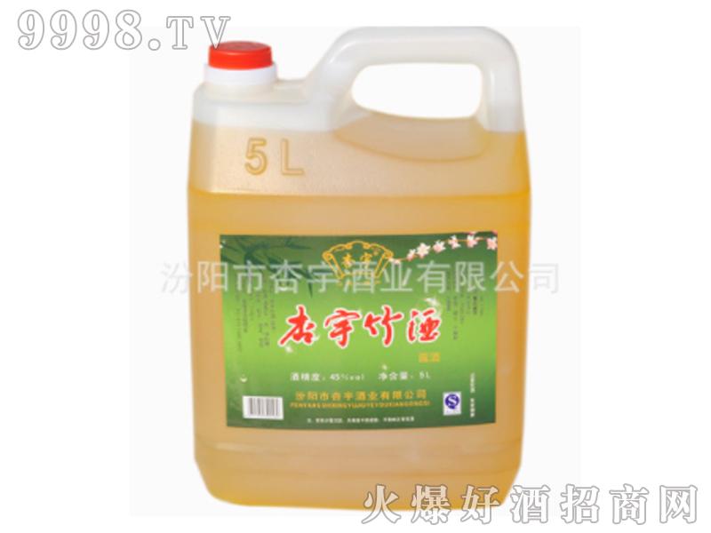 杏宇竹酒45度5L