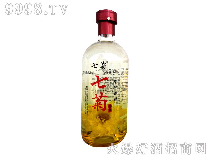 七菊露酒 46度-保健酒招商信息