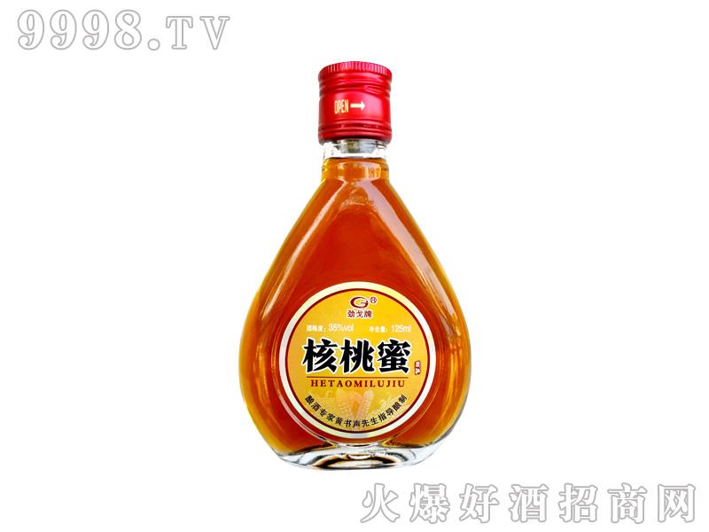劲戈核桃蜜酒 35度125ml-保健酒招商信息