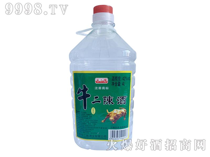 牛二陈酒 4L