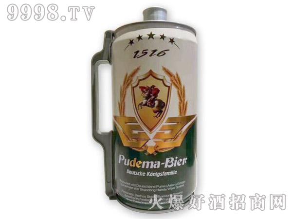 """""""德国彪马""""原浆啤酒2L"""