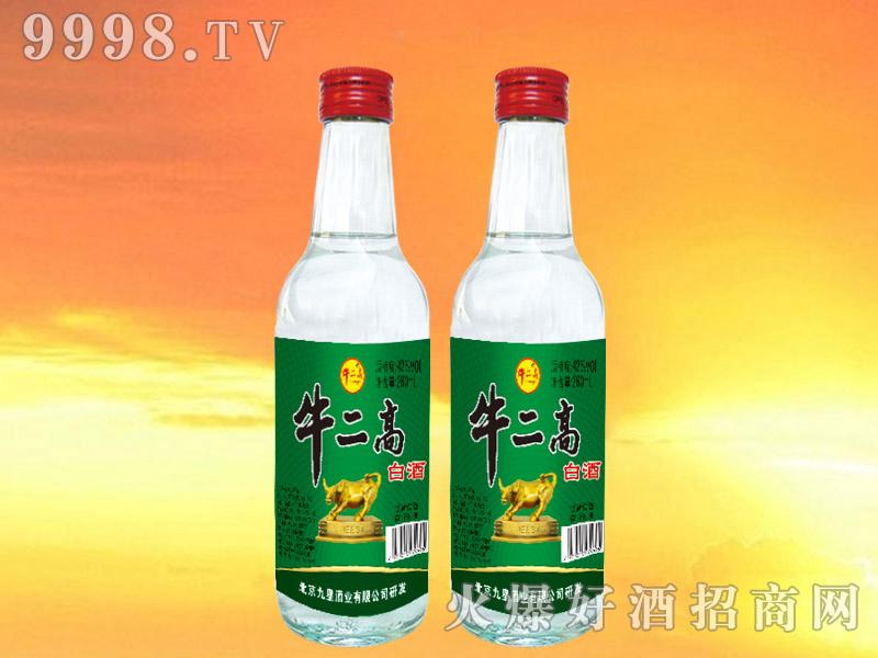 牛二高白酒42°260ml