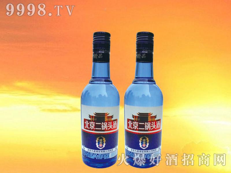 皇城门北京二锅头酒绵柔6 248ml