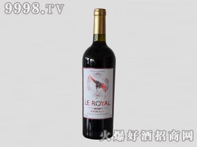 加冕的国王波尔多干红葡萄酒-红酒招商信息