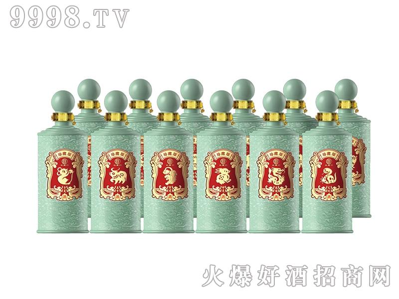 杜康窖藏酒・封藏12生肖