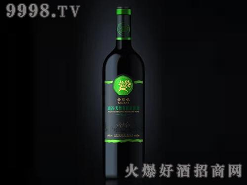 格雅妮山谷天然有机桑葚酒 750ml-好酒招商信息