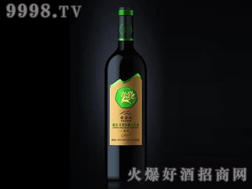 格雅妮山谷精选天然有机桑葚酒 750ml-好酒招商信息