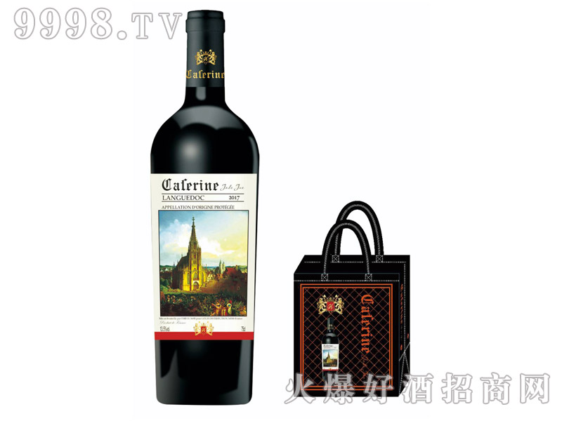 卡苷诺玉爵干红葡萄酒